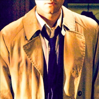 """""""God's Not Dead"""" Said By the Trench Coat Angel"""