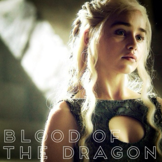 Blood of the dragon.
