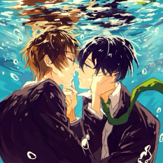 with your love i can breathe underwater...