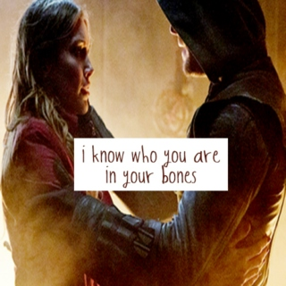 who you are in your bones