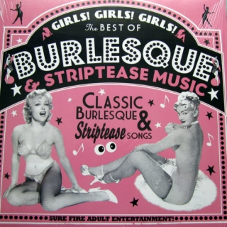 Supabrown goes burlesque vol. I