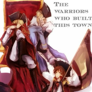 The Warriors who built this town [APH Colonizers]