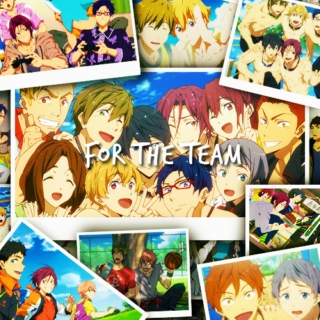 ★FOR THE TEAM★