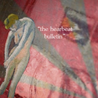 """the hearbeat bulletin"""