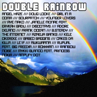 DOUBLE RAINBOW: a mix for QT-POCs