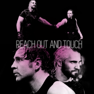reach out and touch // dean & seth