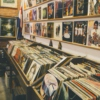 Record Store Vibes