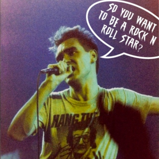 So you wanna be a rock 'n' roll star?