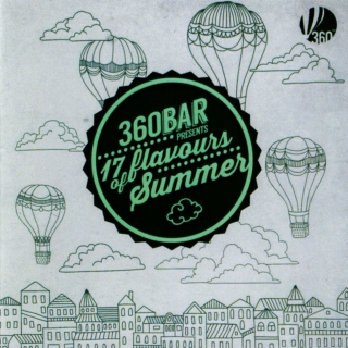 17 flavours of Summer - 360barBUDAPEST presents