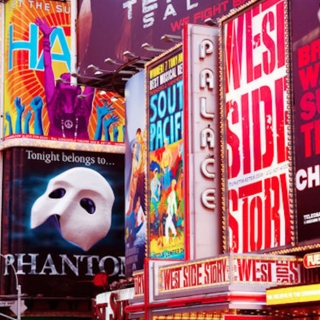 The Broadway Web: New York City