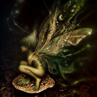 of fey and forests