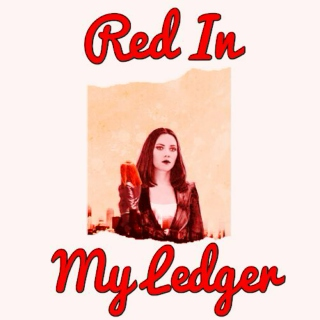 Red In My Ledger