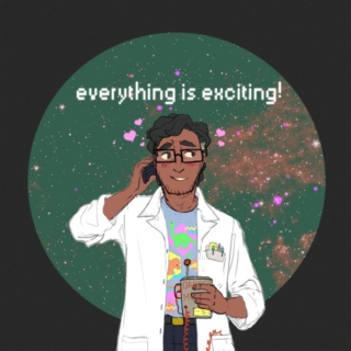 ✨ everything is exciting! ✨