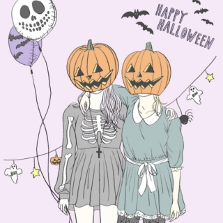 ✿do the trick or treat ✿