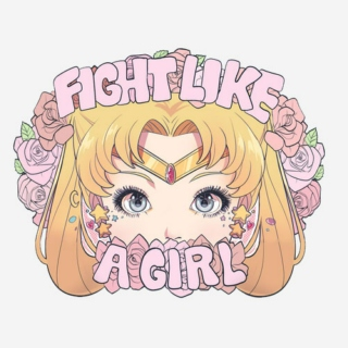 ☆ fight like a girl ☆
