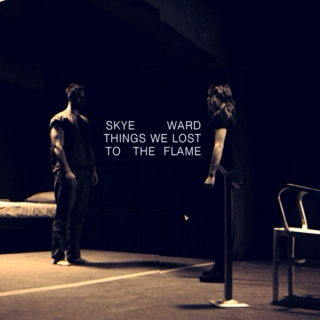 Skyeward - Things we lost to the flame