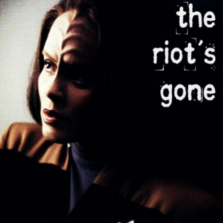 the riot's gone