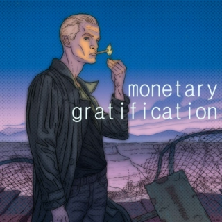 monetary gratification