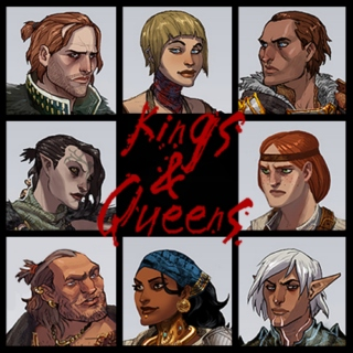 Kings & Queens: A DA 2 Companion Mix
