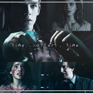 Time. After. Time.