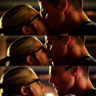 say you never loved me // olicity