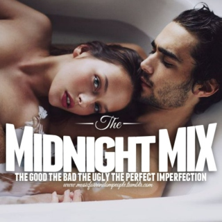 the good the bad the ugly the perfect imperfection, the midnight playlist