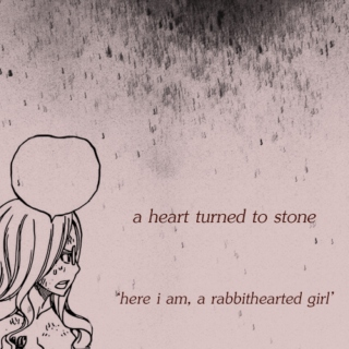 a heart turned to stone