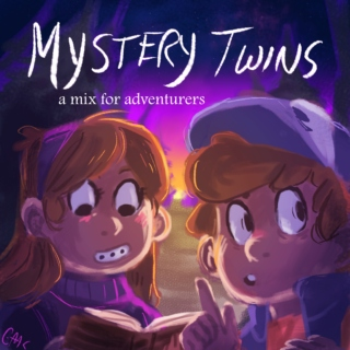 Mystery Twins: a mix for adventurers