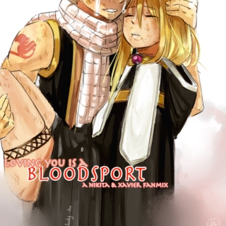 loving you is a bloodsport