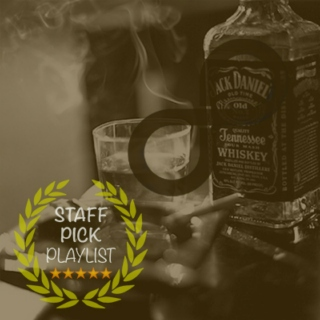 WHISKEY music. (mellow BLUES)
