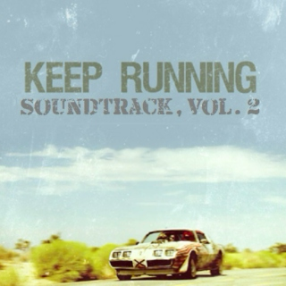 KEEP RUNNING Soundtrack, Vol. 2