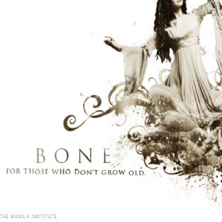 Bone for those who don't grow old