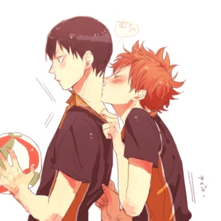Maybe You're Fireproof   }Kagehina Fanmix{