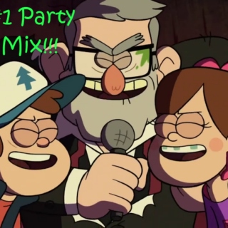 Love Patrol Alpha's #1 Party Mix