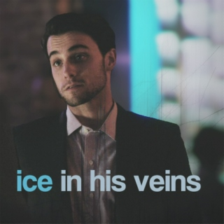 ice in his veins