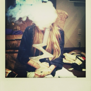 Don't Cry, Get High. ☮