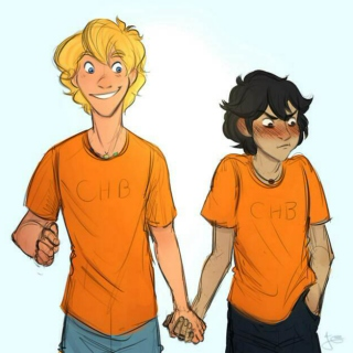 you are my sunshine // solangelo feels