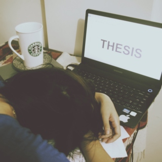 Crying Over Thesis