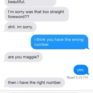 """then i have the right number."""