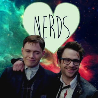 NERDS • (in love)
