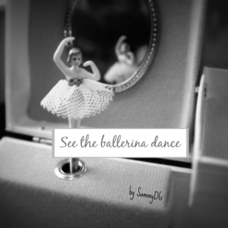 See the ballerina dance