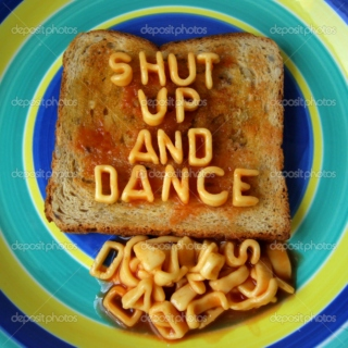 Shut Up and Dance (with Me)