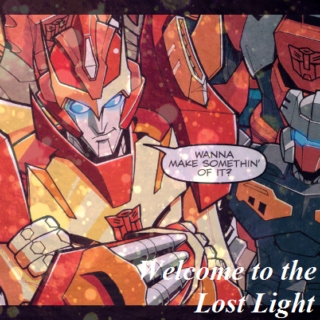 Welcome to the Lost Light