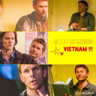 Good Morning Vietnam!!!