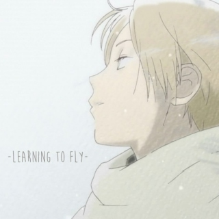Learning to Fly - a fanmix for Natsume -
