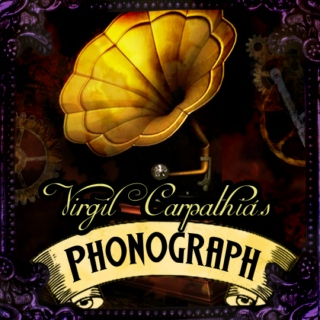 Virgil Carpathia's Phonograph