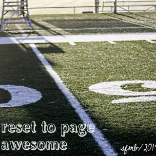 reset to page awesome