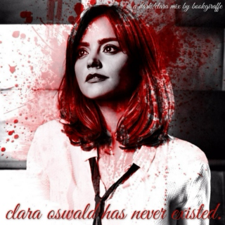 clara oswald has never existed.