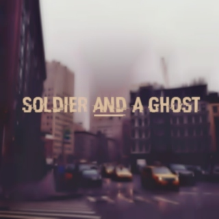 soldier and a ghost II