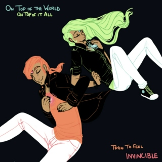 Top of the World - LaRou Twins